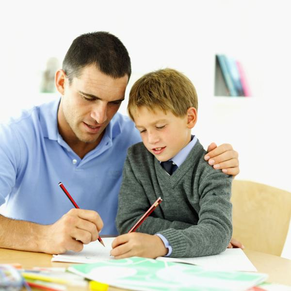 المعلم والطالب اليتيم