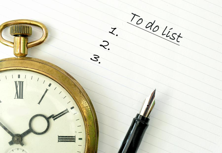 دورة الطرق العشرة  لزيادة فاعلية استخدام ايامك